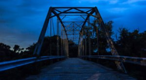 One Of The Most Haunted Bridges In Texas, Maxdale Bridge Has Been Around Since 1914