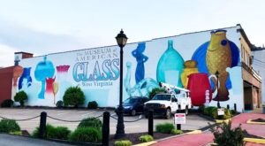 Admission Is Absolutely Free At The Museum Of American Glass, A Stunning Stop In West Virginia