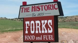Visit The Forks, The Small Town Diner In Colorado That's Been Around Since The 1870s