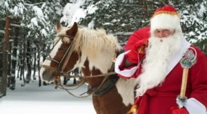 Experience A True Country Christmas At Fox Hollow Farm In Washington