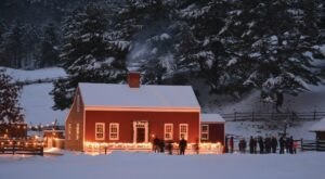 Christmas In These 5 New York Towns Looks Like Something From A Hallmark Movie