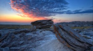 The Sunrise At Toadstool Geologic Park In Nebraska Is Worth Waking Up For