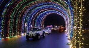 The Best Drive-Through Christmas Lights Displays In The U.S.