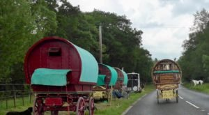 Murphy Village, A Gypsy Camp In South Carolina, Is Home To The Largest Population Of Irish Travellers In The Country