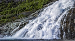 Nugget Falls Is A Breathtaking Waterfall To Visit All Year Long