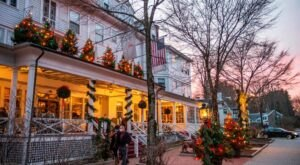 Massachusetts' Charming Town Of Stockbridge Was Named The Best Christmas Town In America
