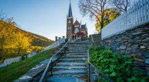 See The Charming Town Of Harpers Ferry In West Virginia Like Never Before On This Delightful Historical Tour