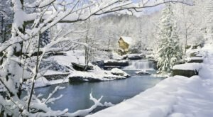 If You're In Search Of A Magical Winter Wonderland, Look No Further Than West Virginia