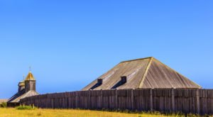 Once A 19th Century Russian Outpost, Fort Ross Historic Park In Northern California Is Full Of History