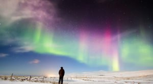 The Northern Lights May Be Visible Over Virginia This Week Due To A Solar Storm