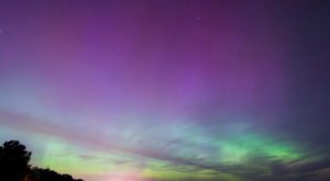 The Northern Lights May Be Visible Over Illinois This Week Due To A Solar Storm