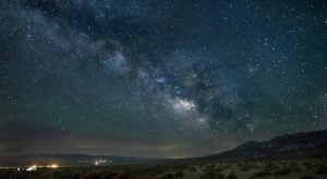 A Christmas Star Will Light Up The Nevada Sky For The First Time In Centuries