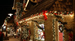 These 3 Small Towns In Indiana Honor Christmas In The Most Magical Way