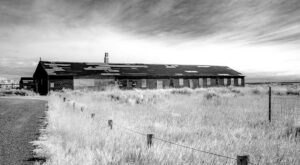 One Of The Most Haunted Places In Wyoming, Heart Mountain Relocation Center, Has Been Around Since The 1940s