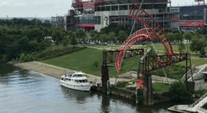 See Famous Homes, Beautiful Sunsets, And The Lights Of Downtown Nashville On A Trip With RiverShip Cruises
