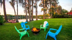 "The ""Legendary"" Lakefront Paradise In Florida Is The Perfect Weekend Getaway"