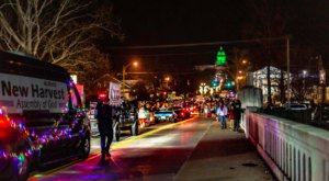 Celebrate The Season With A Festive Drive-Thru Christmas Parade In Kentucky