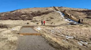 Colorado's Newest Hike, The Rueter-Hess Incline Challenge, Has Positively Perfect Views