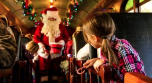 Escape 2020 With A Magical Journey Aboard The Holiday Express In South Dakota