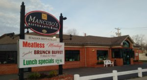 For Over 40 Years, Mancuso's Restaurant Has Served Authentic Italian Food In Connecticut