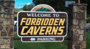 Once COVID Is Over, Make A Beeline For The Coolest Place To Have An Adventure In Tennessee, Forbidden Caverns