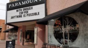 Cheyenne's Paramount Cafe Is The Kind Of Coffee Shop That Will Warm Your Spirits This Winter
