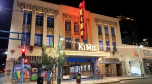 You Might Encounter The Playful Antics Of A Child Ghost When Watching A Show At The KiMo Theater In Albuquerque, New Mexico