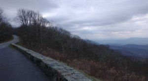 Head To The Point Overlook In Virginia For Positively Spectacular Winter Views This Season