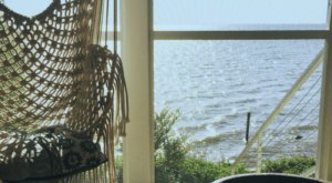 Forget The Resorts, Rent This Charming Waterfront Airbnb In Maryland Instead