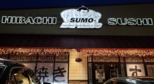 Some Of The Best Sushi In Washington Is Served At Sumo In Moses Lake