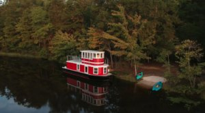 Spend The Night On A Private Tugboat For One Of The Most Unique Airbnb Experiences In Virginia