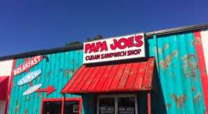 The Intimate Sandwich Shop Papa Joe's In Florida Delivers Deliciousness Every Time