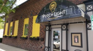 Iowa's Porch Light Coffeehouse Is The Kind Of Coffee Shop That Will Warm Your Spirits This Winter