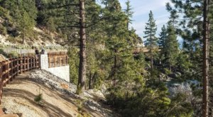 The 3-Mile Trail Along Lake Tahoe's East Shore In Nevada Is An Accessible Adventure For All
