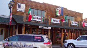 Italian Food In Small-Town Minnesota Doesn't Get Better Than The Kind Served At Necce's Ristorante In Park Rapids