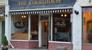An Old Fashioned Eatery In Connecticut, Courthouse Bar And Grille Is Full Of History