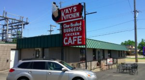 You'll Love The Comfort Food Classics That Are Served Up Daily At Kay's Kitchen In St. Joseph, Minnesota
