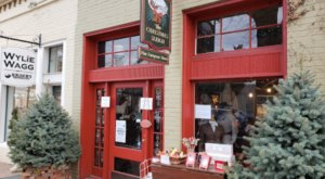 Browse Hundreds Of German Christmas Ornaments And More At The Christmas Sleigh In Middleburg, Virginia