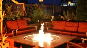 Experience True Rooftop Dining All Winter Long At The Providence G In Rhode Island