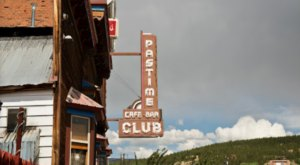 The Historic Pastime Bar & Cafe In Colorado Has Both Burgers And BBQ, And You Will Want To Visit