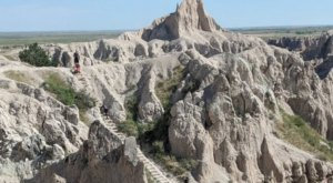 The View From Atop The Jaw-Dropping Notch Trail In South Dakota Is Always Worth The Climb
