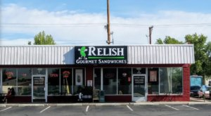 The Hearty, Hot Deli Sandwiches At New Mexico's Relish Gourmet Sandwiches Are Truly Intense