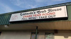 You Can Still Find Tasty Crabs In The Middle Of Winter At Lestardo's In Delaware