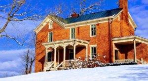 Breathe In Fresh Mountain Air At The Inn At Mount Vernon Farm, A Classic Virginia Bed & Breakfast