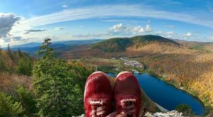 The Magnificent Table Rock Trail In New Hampshire That Will Lead You To A Beloved Overlook