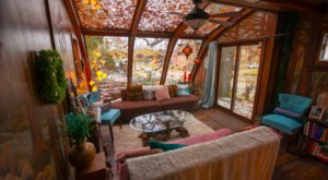 This Whimsical Nature-Themed Airbnb In Minnesota Is The Most Magical Place You'll Ever Stay