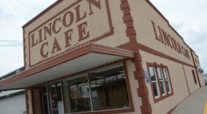 Warm Up With A Cup Of Homemade Soup Or Chili At The Lincoln Cafe Here In Small Town Iowa