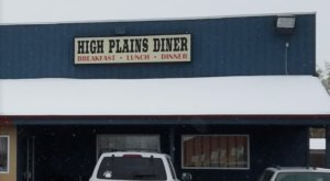 Blink And You'd Miss It, But Colorado's Tiny High Plains Diner Has Some Of The Absolute Best Omelets