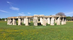Travel Back To The Dark Ages By Visiting Texas's Very Own Stonehenge
