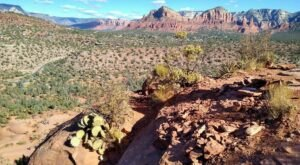 Cathedral Rock Trail In Arizona Is Full Of Awe-Inspiring Rock Formations